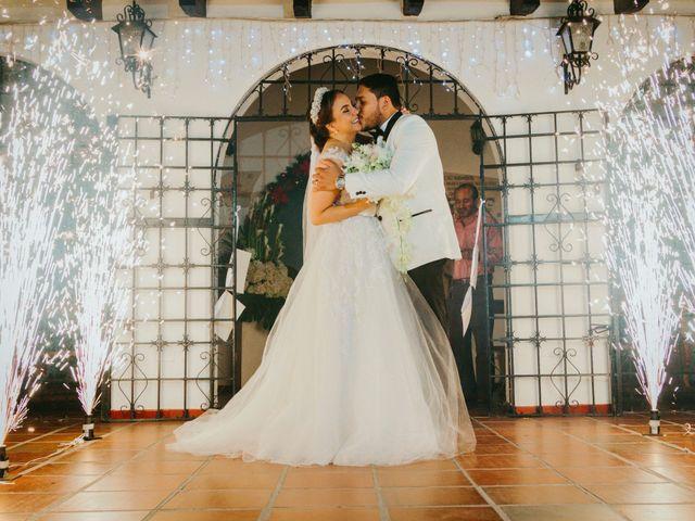 El matrimonio de Cristina y Libardo