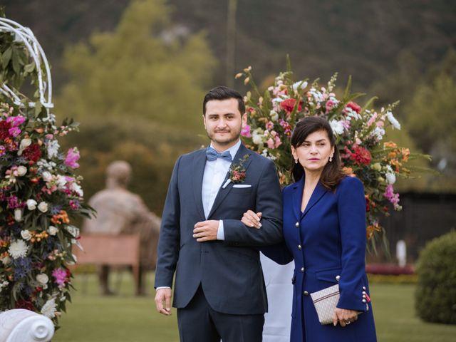 El matrimonio de Juan Pablo y Sara en Tenjo, Cundinamarca 6