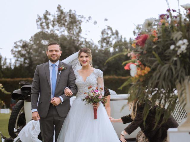 El matrimonio de Juan Pablo y Sara en Tenjo, Cundinamarca 7