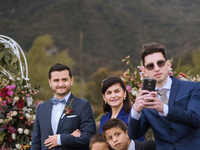 El matrimonio de Juan Pablo y Sara en Tenjo, Cundinamarca 9