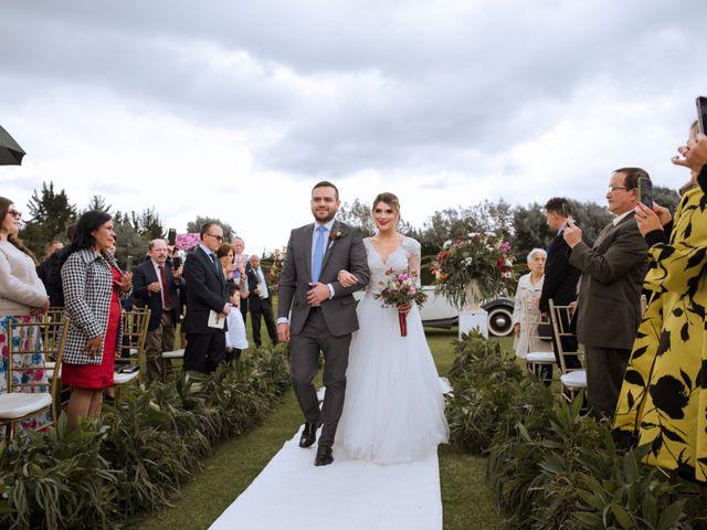 El matrimonio de Juan Pablo y Sara en Tenjo, Cundinamarca 10