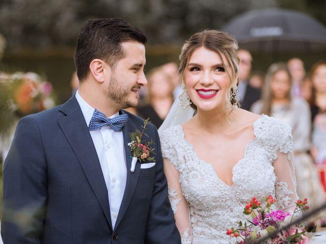 El matrimonio de Juan Pablo y Sara en Tenjo, Cundinamarca 1