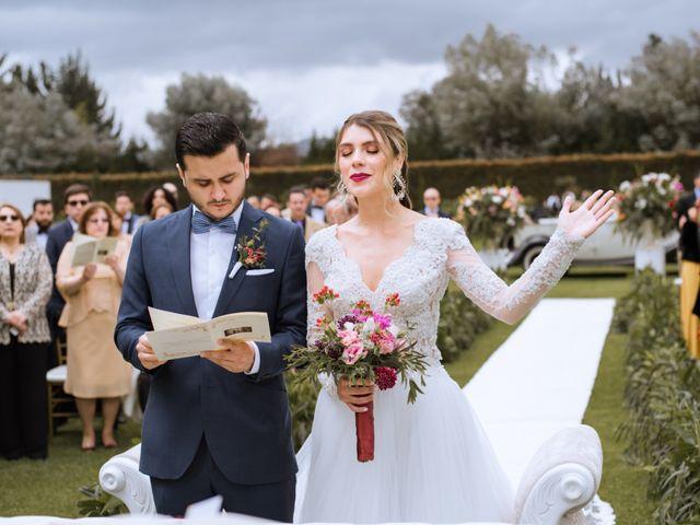 El matrimonio de Juan Pablo y Sara en Tenjo, Cundinamarca 15