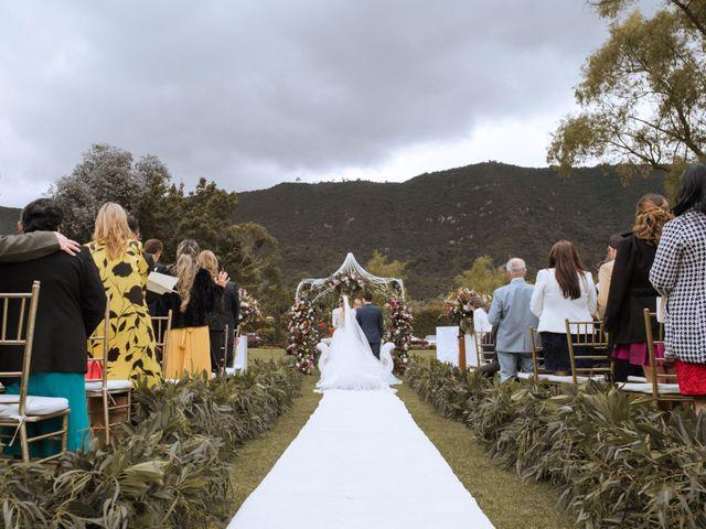 El matrimonio de Juan Pablo y Sara en Tenjo, Cundinamarca 16