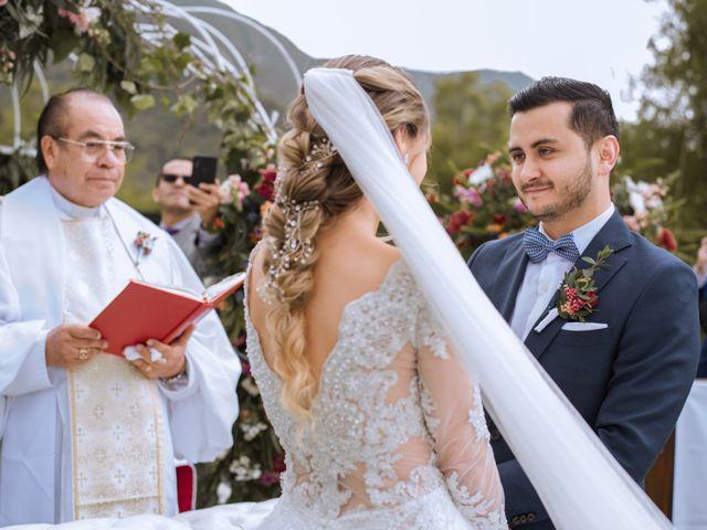 El matrimonio de Juan Pablo y Sara en Tenjo, Cundinamarca 18