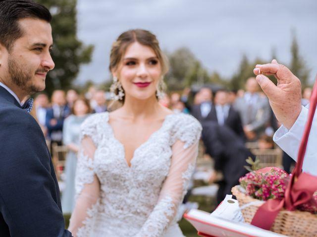 El matrimonio de Juan Pablo y Sara en Tenjo, Cundinamarca 19