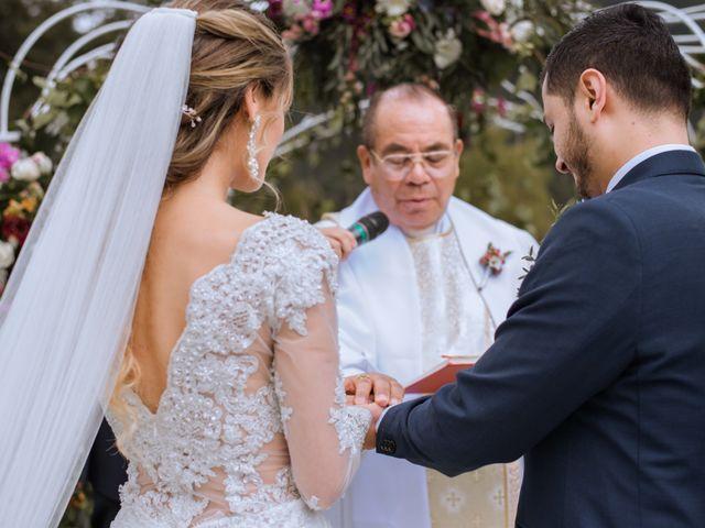 El matrimonio de Juan Pablo y Sara en Tenjo, Cundinamarca 22