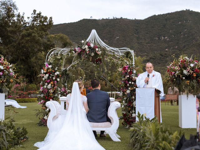 El matrimonio de Juan Pablo y Sara en Tenjo, Cundinamarca 26