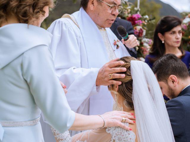 El matrimonio de Juan Pablo y Sara en Tenjo, Cundinamarca 27