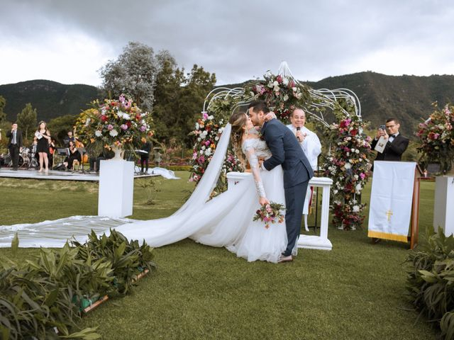 El matrimonio de Juan Pablo y Sara en Tenjo, Cundinamarca 31