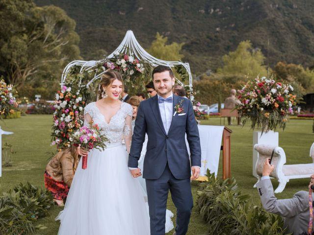 El matrimonio de Juan Pablo y Sara en Tenjo, Cundinamarca 32