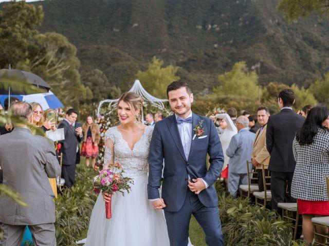 El matrimonio de Juan Pablo y Sara en Tenjo, Cundinamarca 33