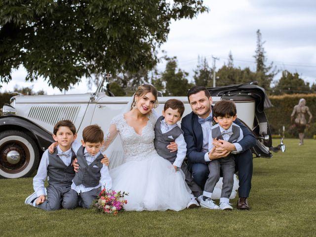 El matrimonio de Juan Pablo y Sara en Tenjo, Cundinamarca 36