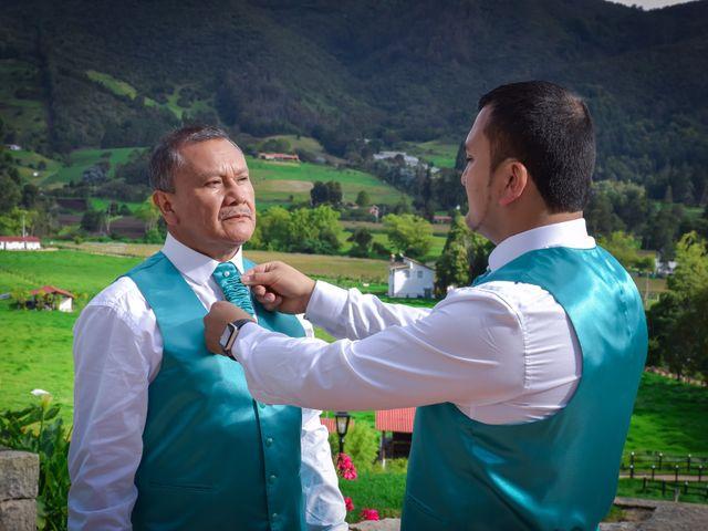 El matrimonio de Orlando y Angélica en Subachoque, Cundinamarca 13