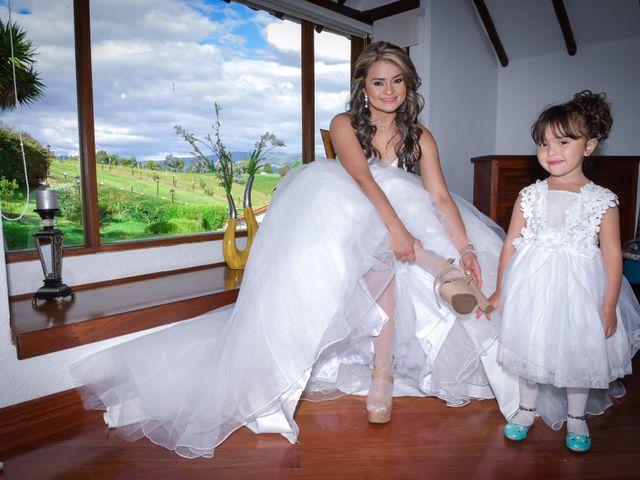El matrimonio de Orlando y Angélica en Subachoque, Cundinamarca 14
