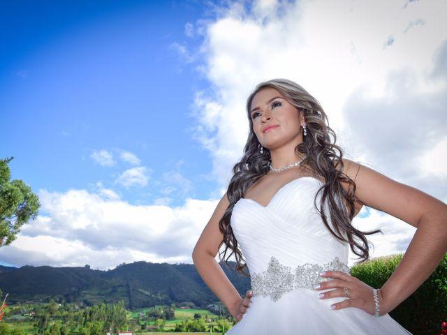 El matrimonio de Orlando y Angélica en Subachoque, Cundinamarca 15