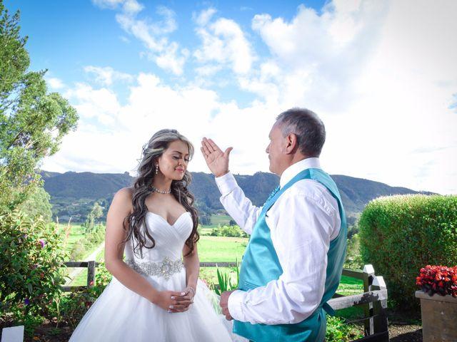 El matrimonio de Orlando y Angélica en Subachoque, Cundinamarca 16