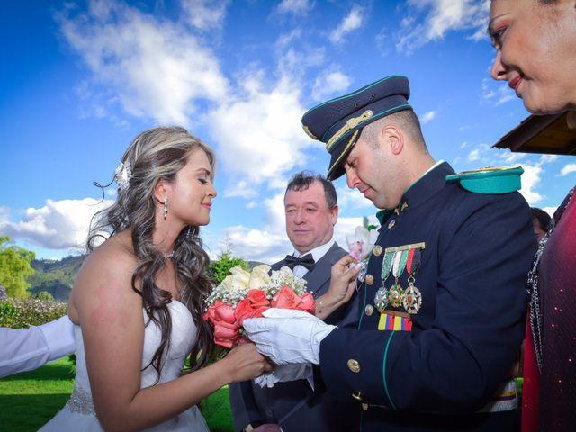 El matrimonio de Orlando y Angélica en Subachoque, Cundinamarca 18