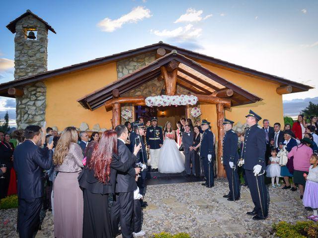 El matrimonio de Orlando y Angélica en Subachoque, Cundinamarca 19