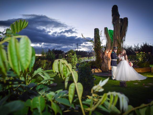 El matrimonio de Orlando y Angélica en Subachoque, Cundinamarca 20