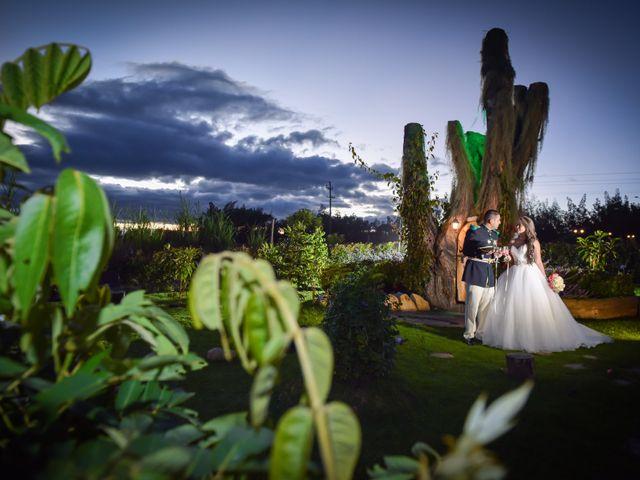 El matrimonio de Orlando y Angélica en Subachoque, Cundinamarca 21