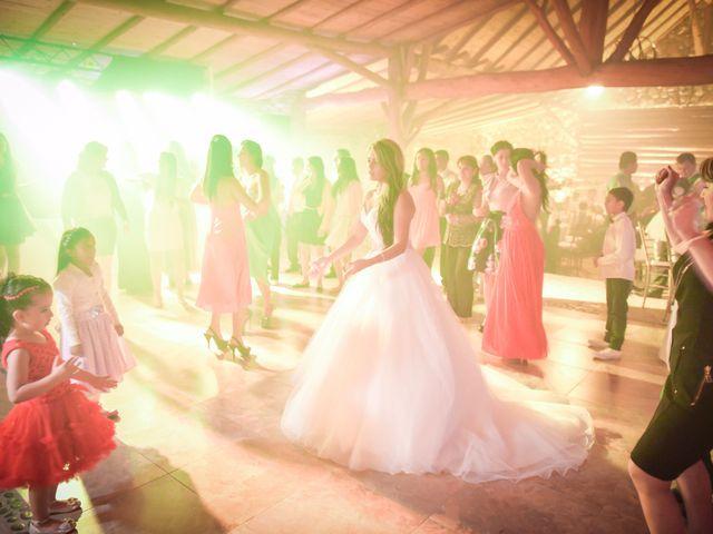 El matrimonio de Orlando y Angélica en Subachoque, Cundinamarca 47
