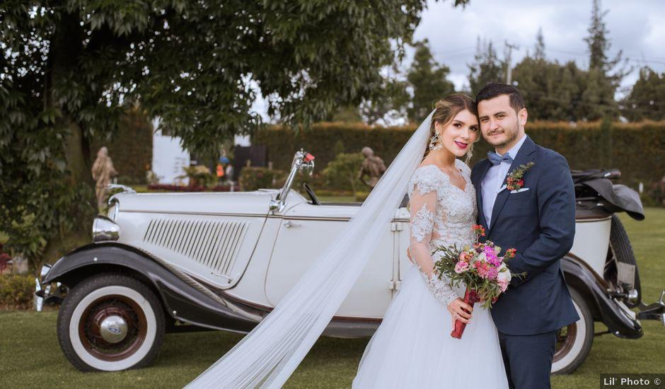 El matrimonio de Juan Pablo y Sara en Tenjo, Cundinamarca
