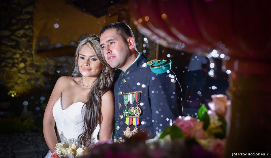 El matrimonio de Orlando y Angélica en Subachoque, Cundinamarca