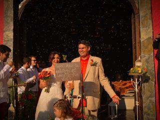 El matrimonio de Juliana y Julián 2