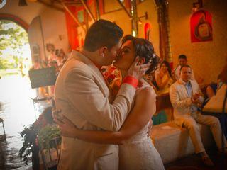 El matrimonio de Juliana y Julián 3