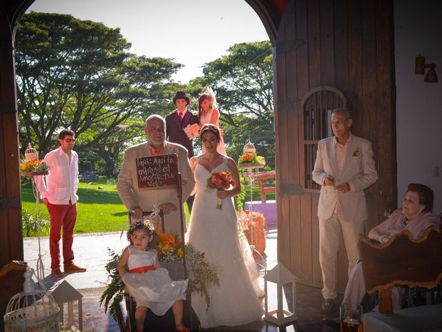 El matrimonio de Julián y Juliana en Pereira, Risaralda 1
