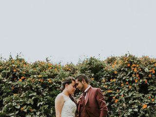 El matrimonio de Angel  y Ana Milena