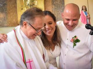 El matrimonio de Mariana y Jaime 2
