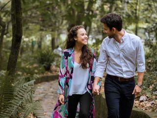 El matrimonio de María Alejandra y Santiago 2
