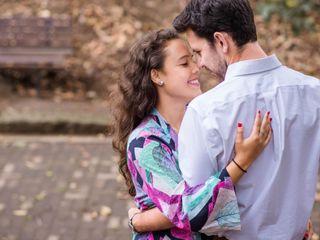 El matrimonio de María Alejandra y Santiago 3