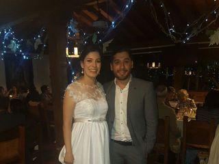El matrimonio de Luz Angela y Fernando
