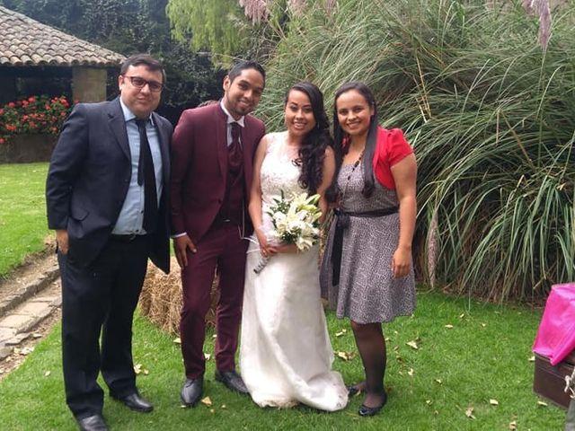 El matrimonio de Ana Milena  y Angel  en Funza, Cundinamarca 2