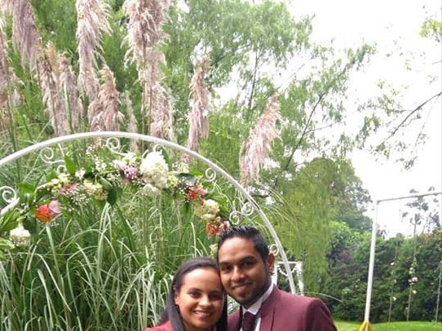 El matrimonio de Ana Milena  y Angel  en Funza, Cundinamarca 5