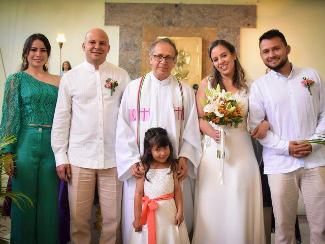 El matrimonio de Jaime y Mariana en Cali, Valle del Cauca 5