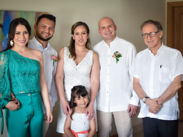 El matrimonio de Jaime y Mariana en Cali, Valle del Cauca 12