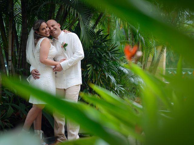 El matrimonio de Mariana y Jaime