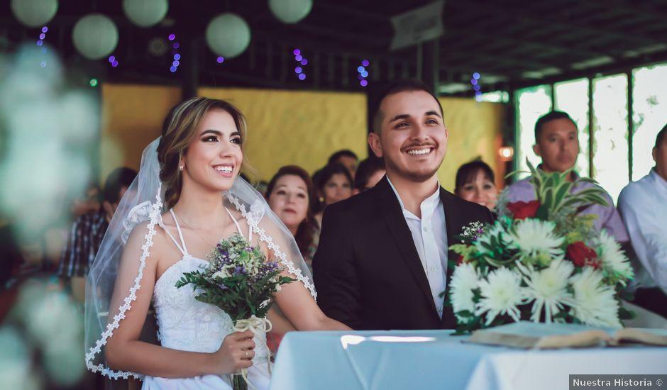 El matrimonio de Juan Camilo y María Fernanda en Bucaramanga, Santander