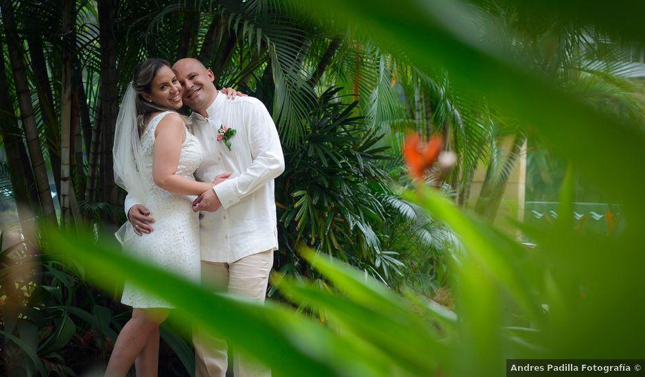 El matrimonio de Jaime y Mariana en Cali, Valle del Cauca