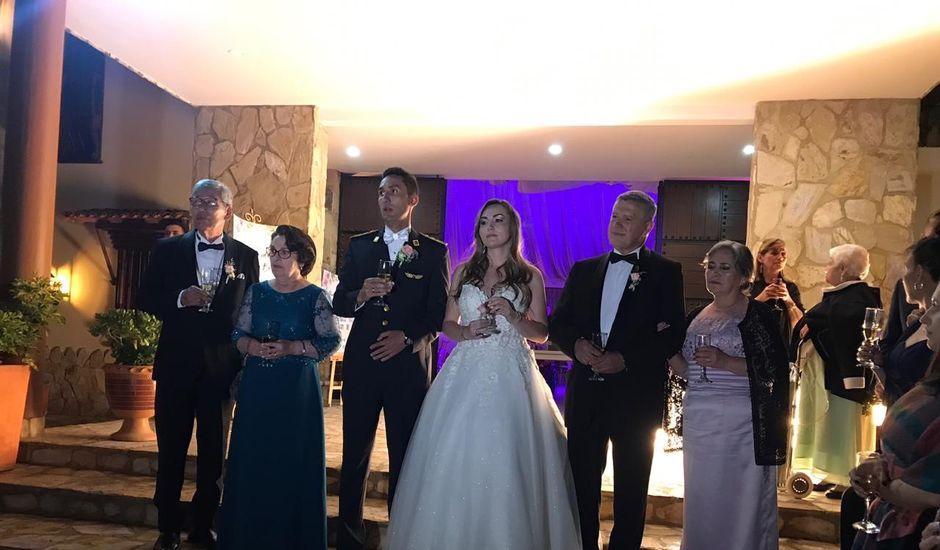 El matrimonio de Juan y Camila en El Rosal, Cundinamarca