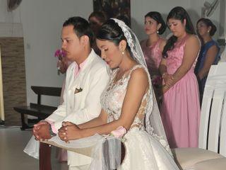El matrimonio de Yaneth y Elkin 1
