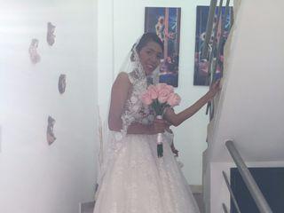El matrimonio de Yaneth y Elkin 2