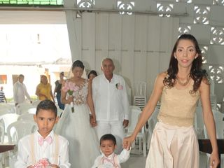 El matrimonio de Yaneth y Elkin 3