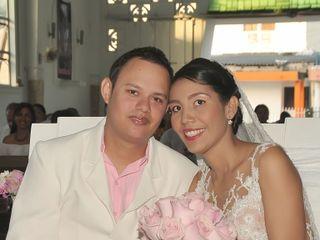 El matrimonio de Yaneth y Elkin