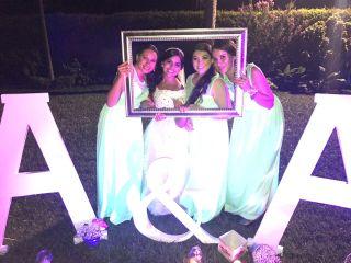 El matrimonio de Alejandra y Alejandro 1