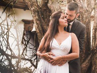 El matrimonio de Alejandra y Alejandro